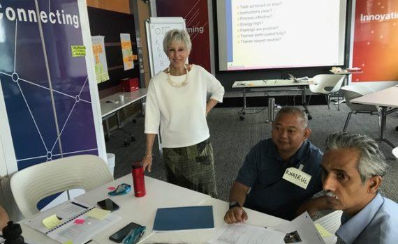 The Art of Meeting Facilitation - SWIMupstream