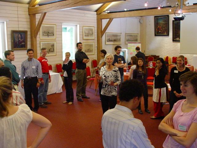 The Art of Meeting Facilitation JoAnne Freeman